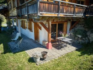 Chalet-Epicure-location-vacances-Barbecue-Vallée-vacances-printemps-Snow-rafting-abondance